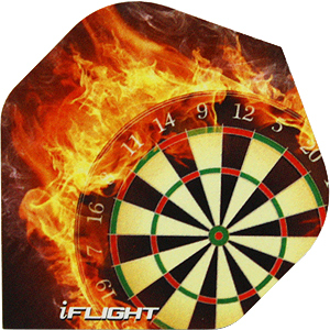 Standard iFlight Dartboard Fire Flights
